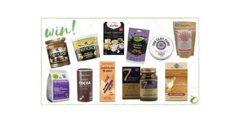 Real Foods Charity Bundle 2 Prize set