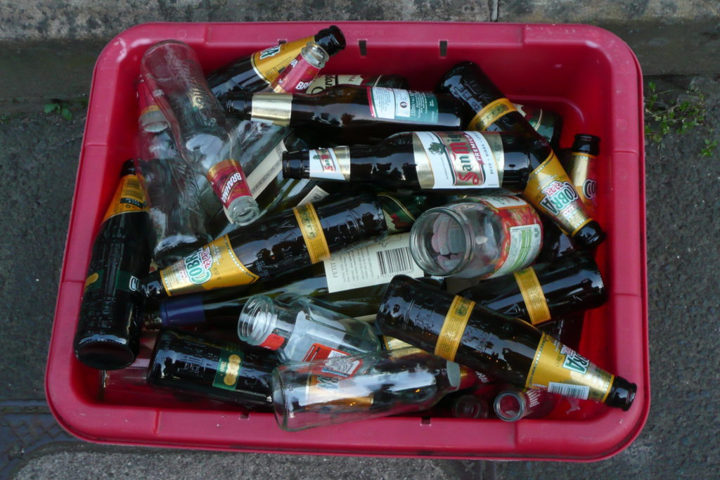 How to recycle anything and everything in Edinburgh Kerbside collection