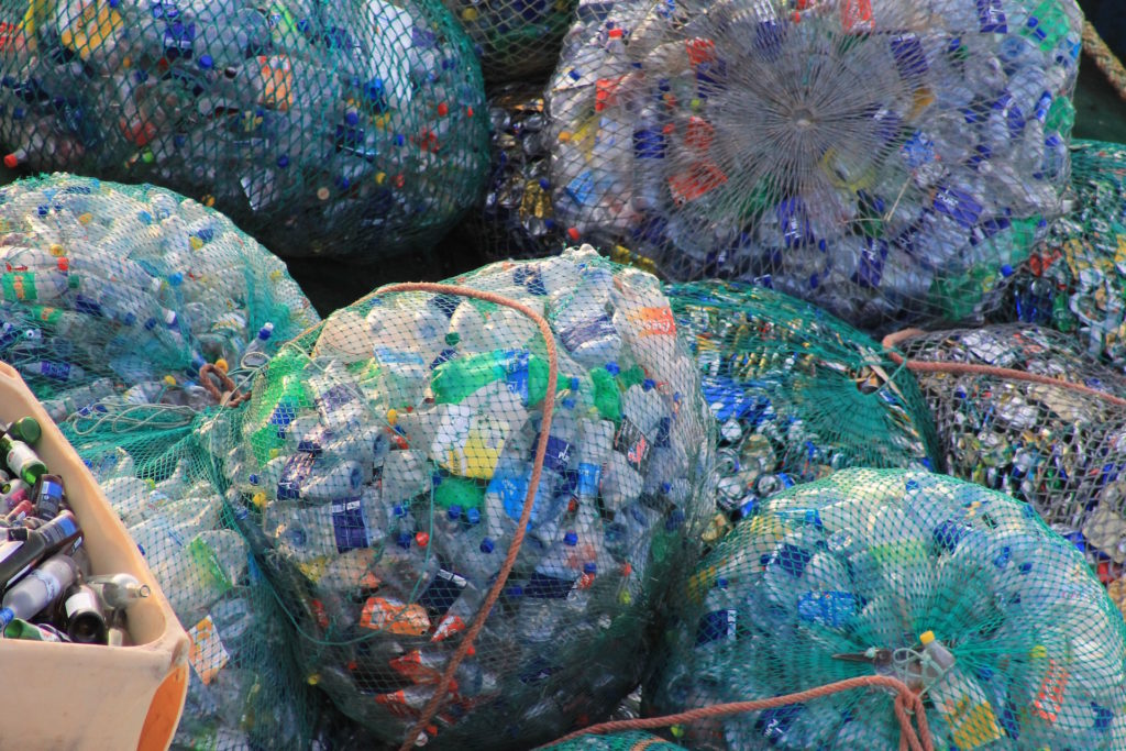 How to recycle anything and everything in Edinburgh PET plastic