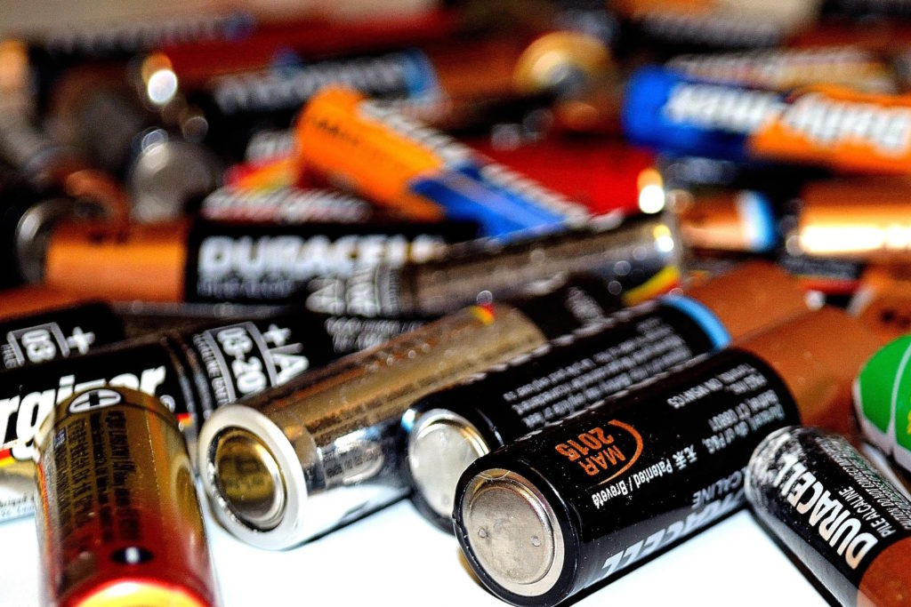 How to recycle anything and everything in Edinburgh batteries