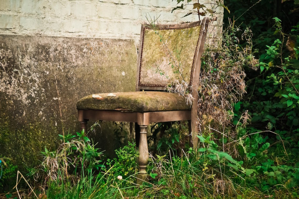 How to recycle anything and everything in Edinburgh old furniture
