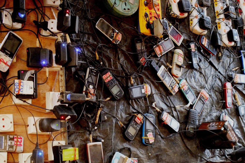 How to recycle anything and everything in Edinburgh scrap mobile