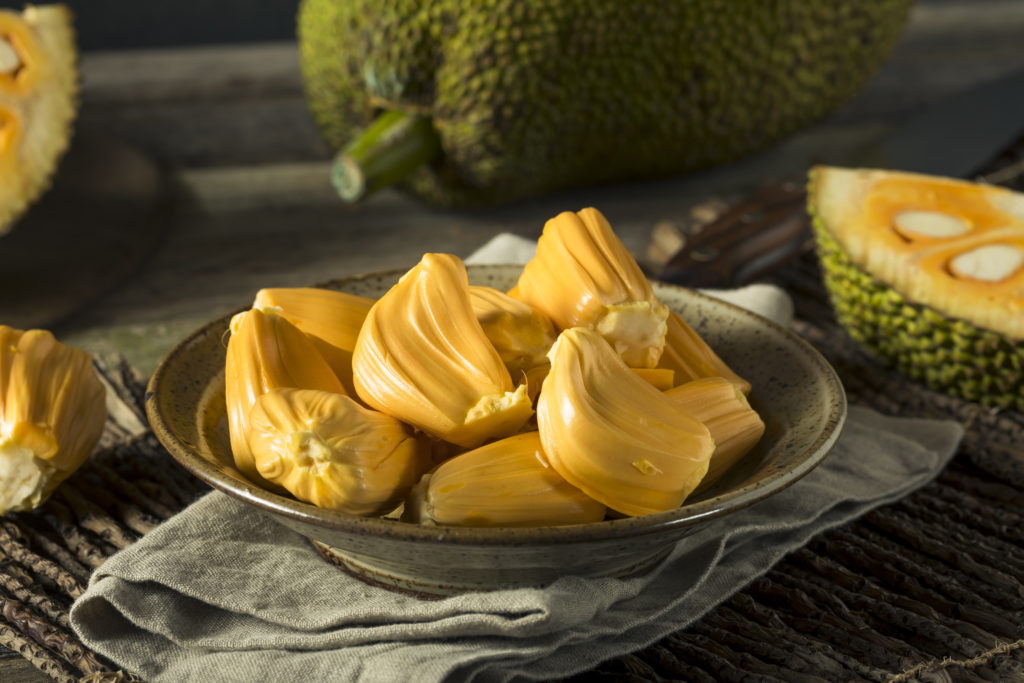 jackfruit vegan meat alternative