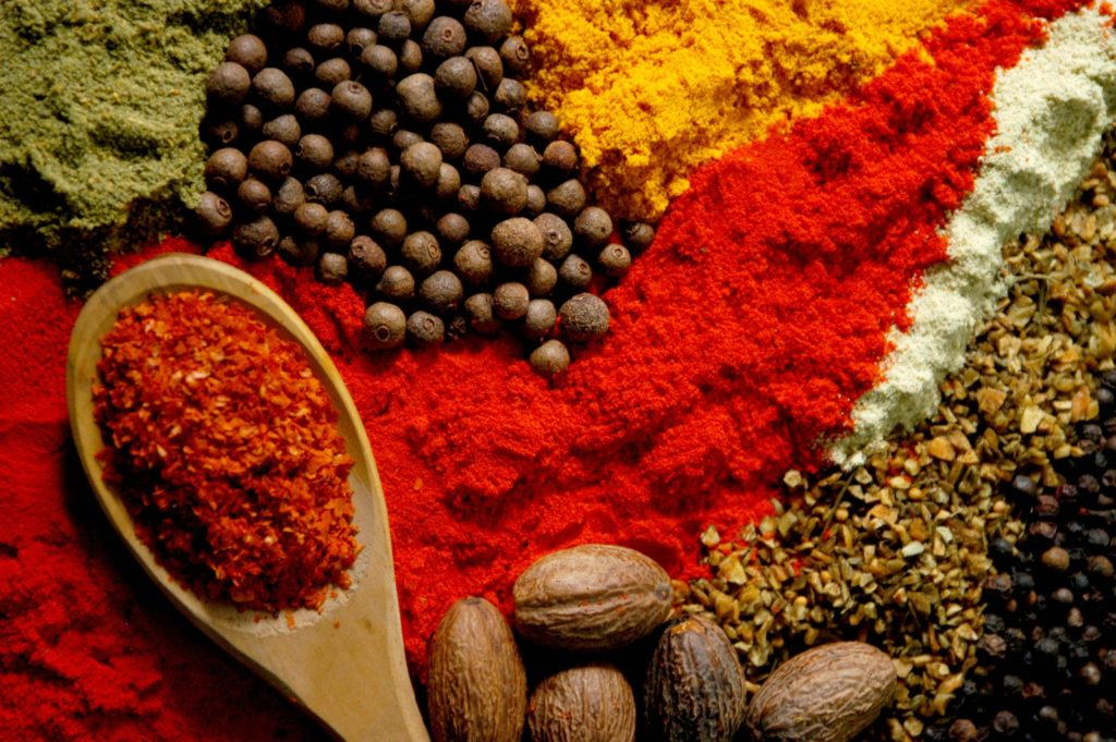 spices condiments