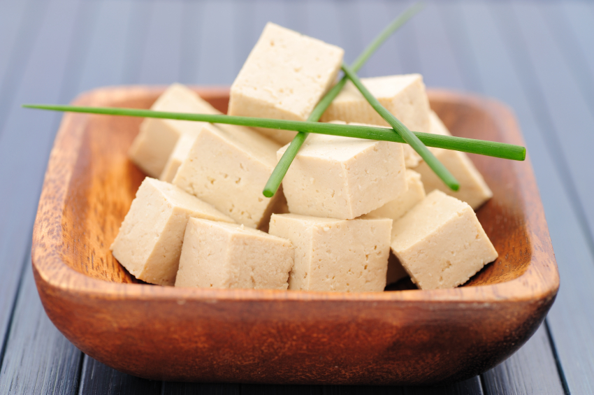 tofu vegan meat alternative