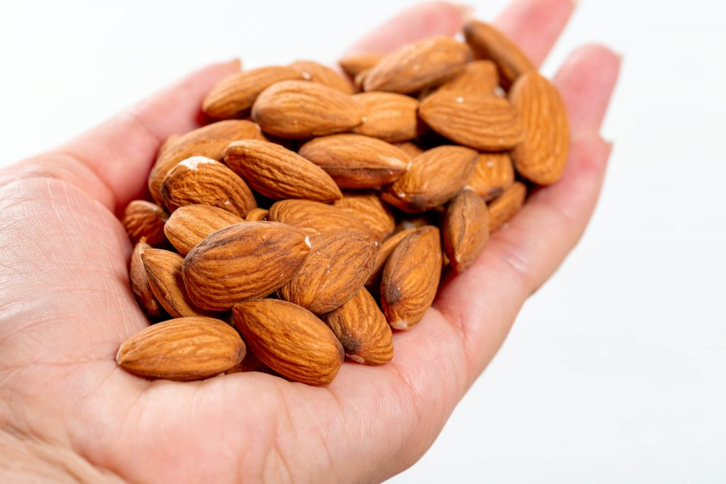 best foods to boost your immunity almonds