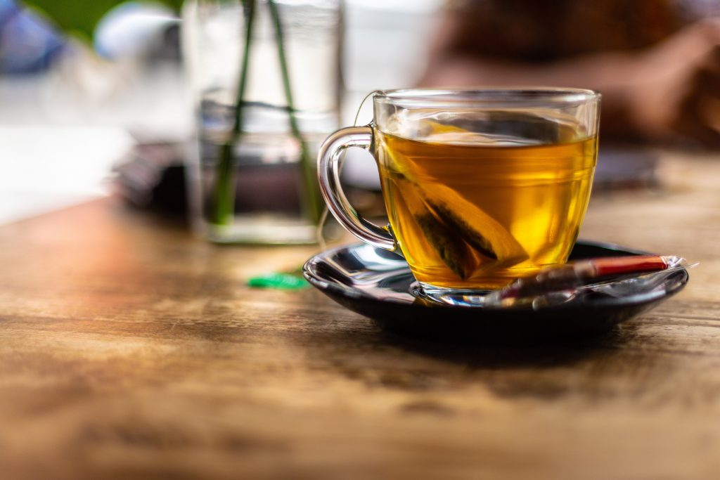 best foods to boost your immunity green tea